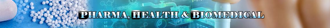 Pharma, Health & Biomedical